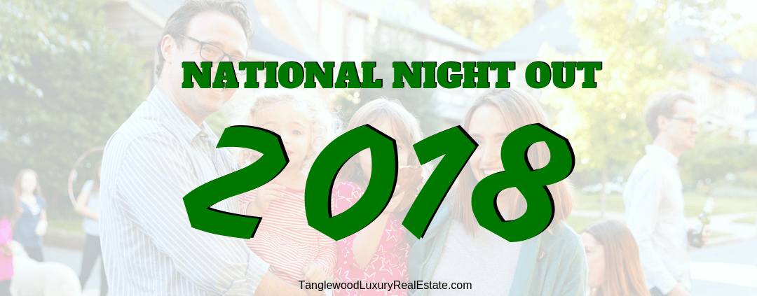 National Night Out 2018 Is Almost Here!