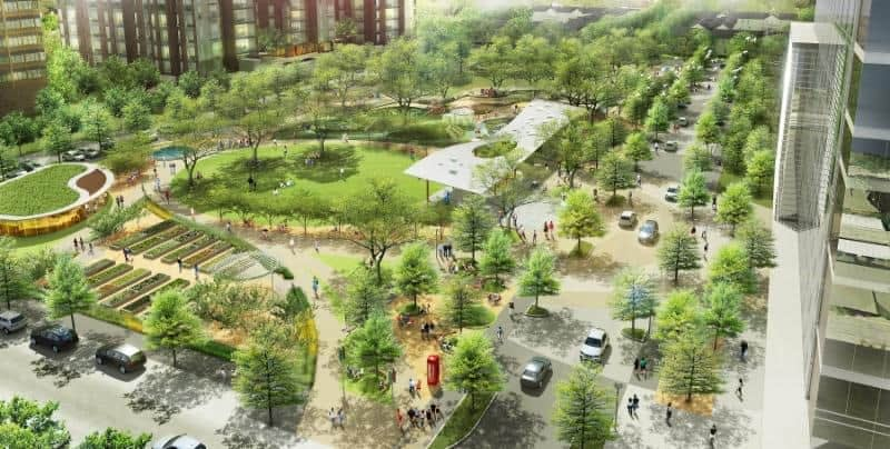 UPPER KIRBY – URBAN PARK COMING SOON