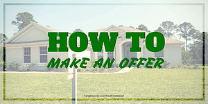 How To Make An Offer On A Property For Sale