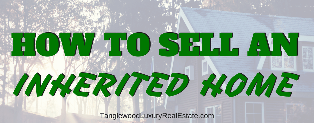 How To Sell An Inherited Property