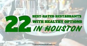Best Healthy Restaurants in Houston